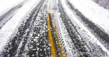 London region under winter weather travel advisory