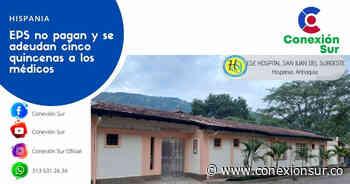 Crisis en el hospital San Juan del Suroeste de Hispania - ConexionSur