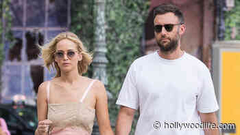 Jennifer Lawrence & Husband Cooke Maroney Pictured For The 1st Time In 6 Months — See Photos - HollywoodLife