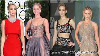 Oscars red carpet: Jennifer Lawrence is the most-searched star at the Academy Awards - The National