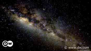 Descubren nueva galaxia en los confines de la Vía Láctea - DW (Español)