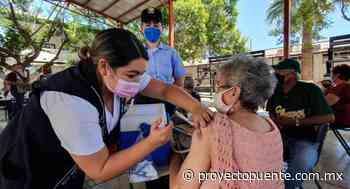 Inicia en Agua Prieta y SLRC aplicación de segunda dosis de vacuna Sinovac en adultos mayores de 60 años - Proyecto Puente