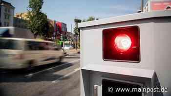 Raser im Stadtgebiet: Iphofen denkt über Blitzer nach - Main-Post