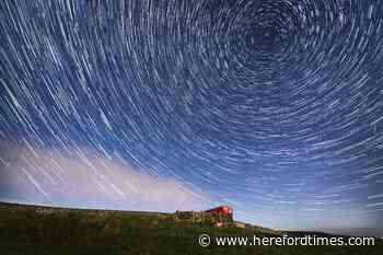 Lyrid meteor shower: best places to see it in Herefordshire