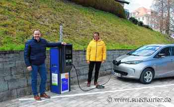 Bodman-Ludwigshafen: Bodman-Ludwigshafen ist Vorreiter in Sachen E-Mobilität - SÜDKURIER Online