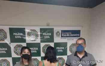 Itaocara: Esposa de um dos alvos da operação Assepsia I é presa por tráfico por agentes da 135ª DP - Jornal O Dia