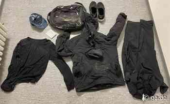 Polizei bittet um Hilfe: Kleidungsstücke am Rheinufer bei Bad Breisig gefunden - General-Anzeiger Bonn