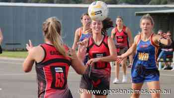 Moe too strong for Maffra in Gippsland League netball - Gippsland Times