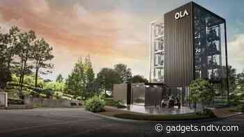 Ola Hypercharger Network Planned to Be Built in India, Touted to Be World's Largest Scooter-Charging Setup