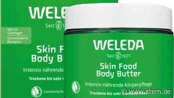 """Rückrufe und Produktwarnungen: Weleda """"Skin Food Body Butter"""" zurückgerufen - STERN.de"""