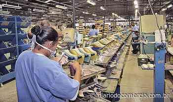 Polo calçadista de Nova Serrana opera com 30% da capacidade - Diário do Comércio
