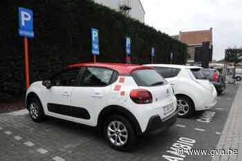 Groen wil deelauto's om verkeersdruk te verminderen (Merksplas) - Gazet van Antwerpen Mobile - Gazet van Antwerpen