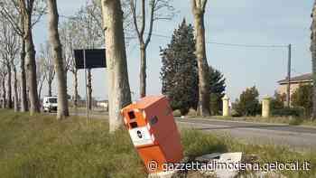 Tra Carpi e Campogalliano: tre nuovi box arancioni divelti È caccia ai vandali dei velox - La Gazzetta di Modena
