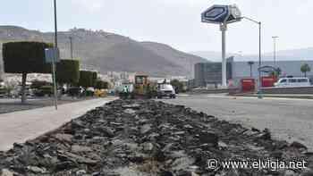 Inicia rehabilitación de vialidad frente a Vista Hermosa - El Vigia.net
