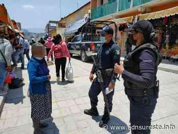 """""""Paqueros"""" roban 4 mil pesos a una mujer en Tlaxiaco (17:00 h) - ADNl sureste"""