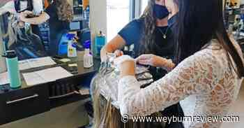 Weyburn's hairstylist program gives hands-on experience to students - Weyburn Review
