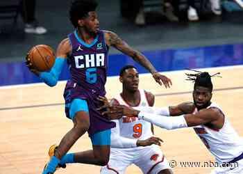 Hornets Finishing Short Road Trip Against Bulls in Chicago