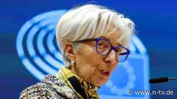Ultralockerer Kurs bis März 2022: EZB setzt weiter auf Geldschwemme