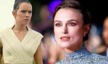 Star Wars reboot: 'Daisy Ridley replaced as Rey Skywalker by Keira Knightley' - Express