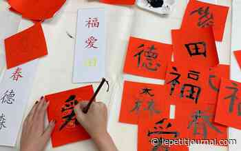 Communiqué IFS - Nouveauté dans le parcours Mandarin - Le Petit Journal