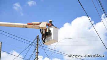 Trabajos eléctricos este jueves en El Concord y sectores de Sabanalarga - EL HERALDO