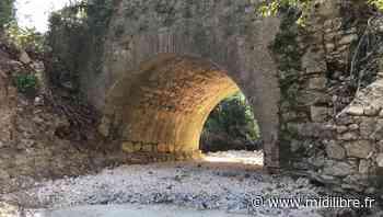 Travaux sur le pont de Roquevaire, un axe toujours très emprunté - Midi Libre