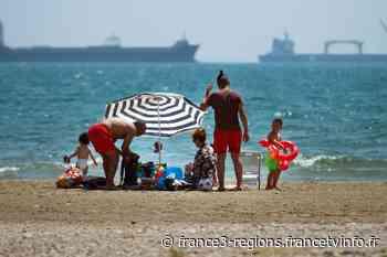 """Un habitant de Roquevaire invente le parasol """"anti-vent"""" Fini le parasol qui s'envole les - Franceinfo"""