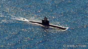 U-Boot-Suche vor Bali: Vermissten Seeleuten geht Sauerstoff aus