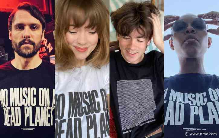 No Music On A Dead Planet: Artists speak out for climate change on Earth Day