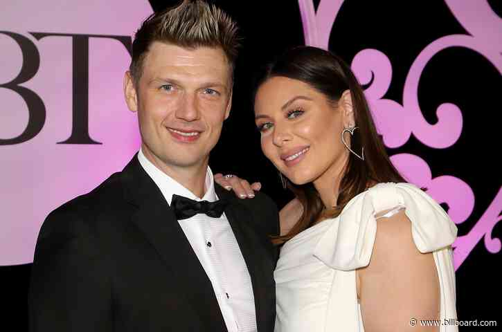 Nick Carter and Wife Lauren Welcome Third Baby, Are 'Experiencing Some Minor Complications'