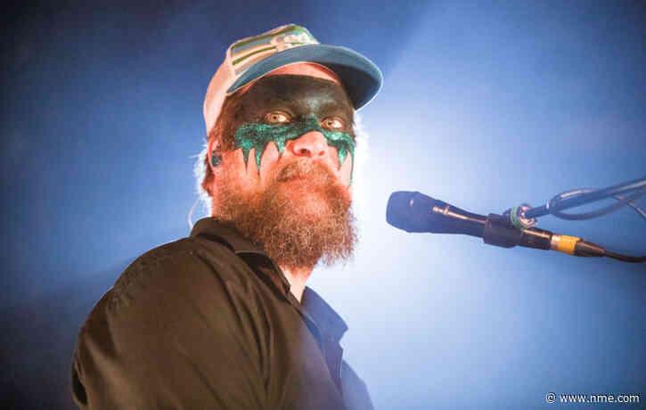 Listen to John Grant's twitchy new single 'Rhetorical Figure'