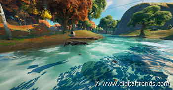 Fortnite challenge: Complete swimming time trial at Weeping Woods or Coral Castle