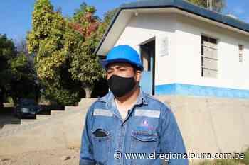 Restringirán servicio de agua potable en Chulucanas por trabajos de empresa de energía - El Regional