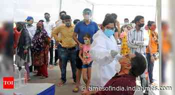 Coronavirus in India live updates: Delhi reports 26,169 new Covid cases, 306 deaths in last 24 hours - Times of India