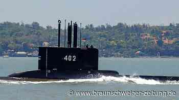 Marine: U-Boot vor Bali verschwunden: An Bord wird die Zeit knapp