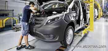 Mercedes fabricará 8.600 furgonetas más y contratará a 350 jóvenes en verano - El Correo