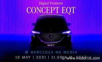 Mercedes Concept EQT. La versión eléctrica de la nueva Clase T ya tiene fecha de presentación - Motor16