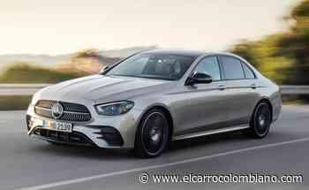 Mercedes-Benz Clase E 2022 en Colombia: Precios, características y versiones - El Carro Colombiano