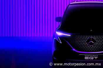 Mercedes-Benz EQT, un nuevo concepto eléctrico que se unirá a la gama muy pronto - Motorpasión México