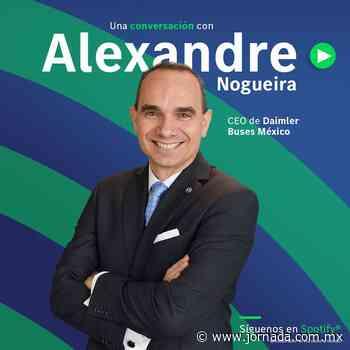 """Expertos en Autobuses"", el nuevo podcast de Mercedes-Benz Autobuses México - La Jornada"