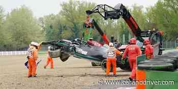 ¿Cuánto le cuesta a Mercedes un accidente como el de Valtteri Bottas? - Car and Driver
