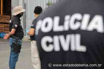 Prisão Suspeito de estupro é preso em Teixeira de Freitas - Rahiana