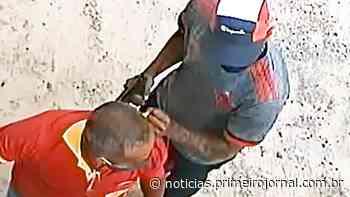 Bandidos assaltam empresa de cestas básicas em Teixeira de Freitas - - PrimeiroJornal