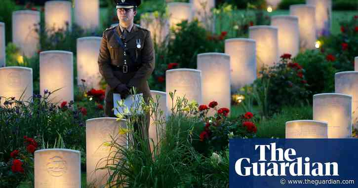PM 'deeply troubled' by failures to honour black and Asian war dead
