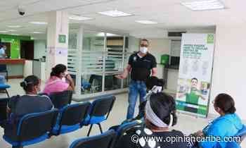En Ariguaní inician proceso de bancarización para beneficiarios de Familias en Acción - Opinion Caribe