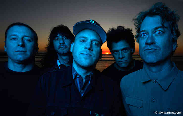Listen to The Bronx's thundering new single 'Superbloom'