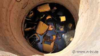 Weltweites Grundwasserproblem: Viele Brunnen drohen auszutrocknen