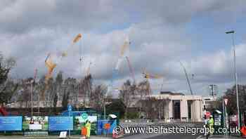 Covid-19 outbreak at Intel's Leixlip construction site
