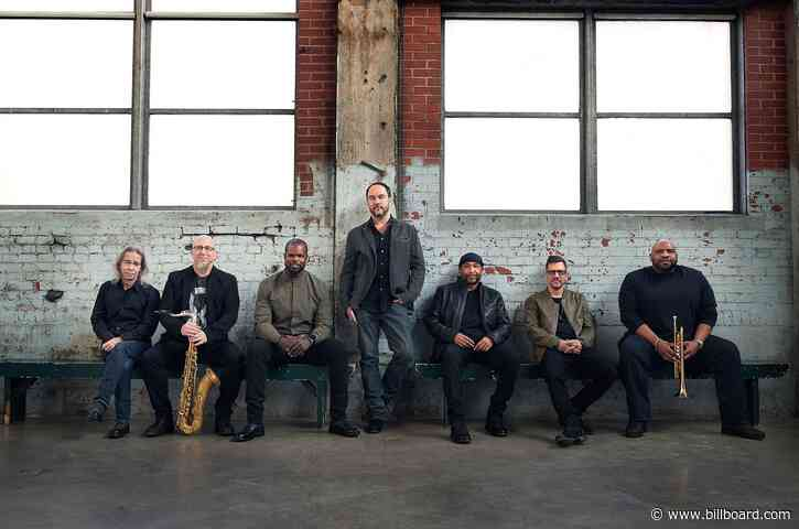 Dave Matthews Band Announces 40-Show 2021 North American Summer Tour