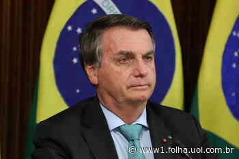 Escanteado por Biden, Bolsonaro usa até gravata verde para pedir dinheiro aos países ricos - Folha de S.Paulo